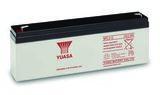Аккумулятор YUASA NP 2,3-12 ( 12V 2,3Ah / 12В 2,3Ач ) - фотография