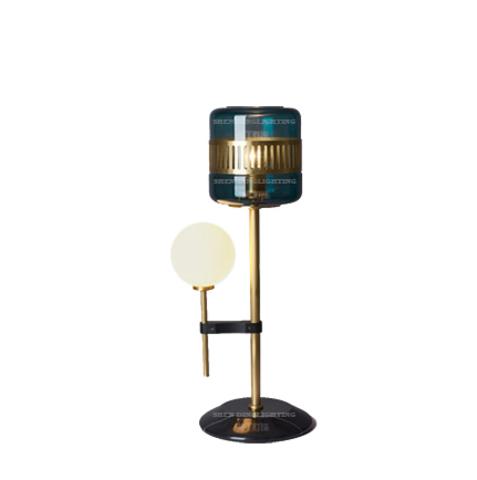 Настольный светильник копия Lizak by Bert Frank (изумрудный)
