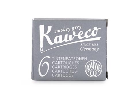 Набор картриджей серый 6 штук в картонной упаковке