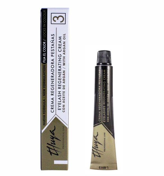 Регенерирующий крем для ресниц Thuya Professional Line с маслом арганы