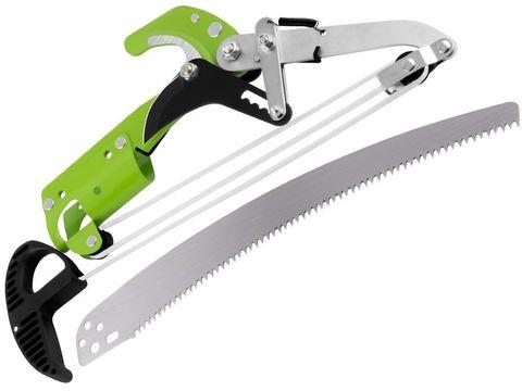 Сучкорез с храповым механизмом c ножовкой 0220