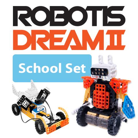 ROBOTIS DREAM II School Set