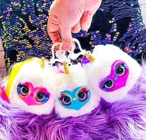 Набор из трех Lumies: Pixie Pop, Sparkle Rush и Dazzle GoGo