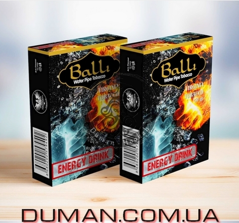 Табак Balli ENERGY DRINK (Балли Энергетик)