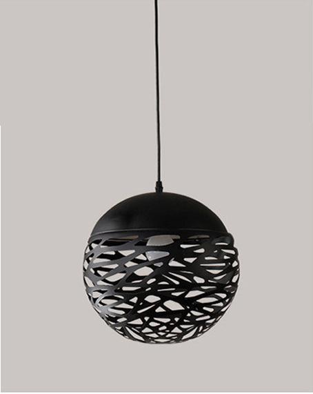 Подвесной светильник Kelly Cluster by Studio Italia Design (черный/сфера)