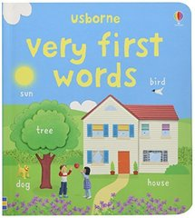 Very First Words (Board book)