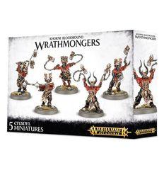 Khorne Skullreapers \ Wrathmongers