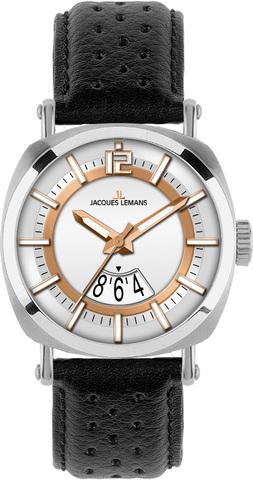 Купить Наручные часы Jacques Lemans 1-1740D по доступной цене