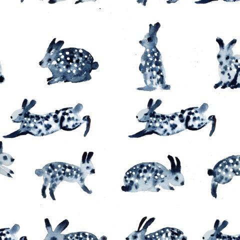 Индиго кролики