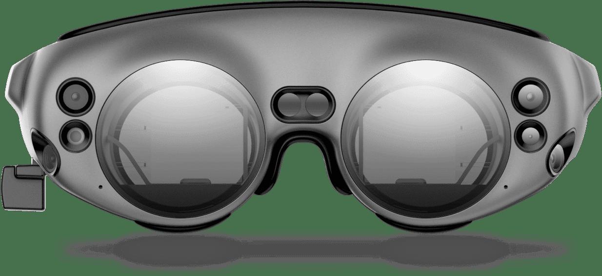 Очки дополненной / смешанной реальности Magic Leap
