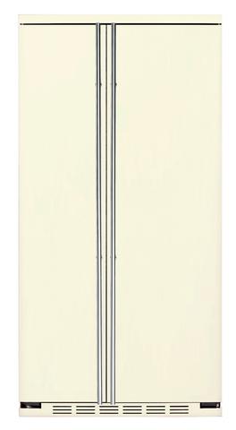 Холодильник side-by-side IO MABE ORGF2DBHF 6RAL бежевый