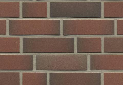 Feldhaus Klinker - R382NF14, Galena Cerasi Viva Liso, 240x14x71 - Клинкерная плитка для фасада и внутренней отделки