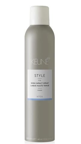 Keune Стиль Лак для волос сильной фиксации STYLE HIGH IMPACT SPRAY 300 мл