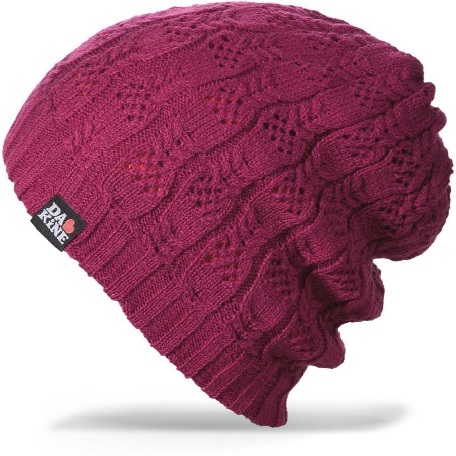 Женские шапки Шапка-бини вязаная Dakine Ivy Byn Bosenberry 27.jpg