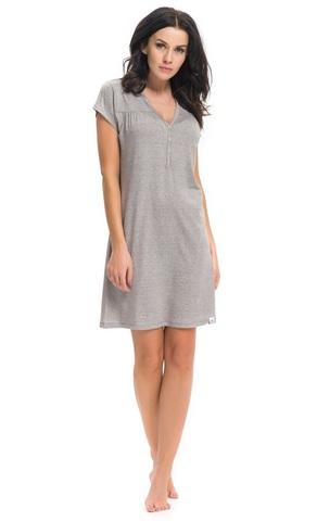 Платье-сорочка из бамбука