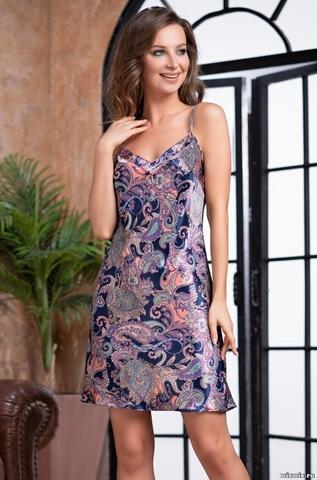 Ночная сорочка Mia-Amore ETTRO 3500 (70% натуральный шелк)
