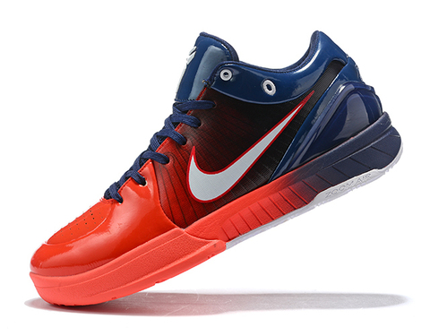 Nike Zoom Kobe 4 Protro 'Red/Blue'