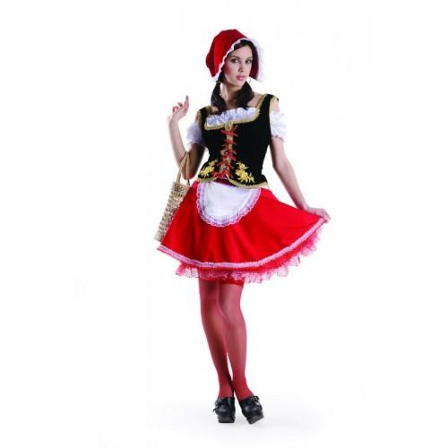 костюм Красной шапочки взрослый