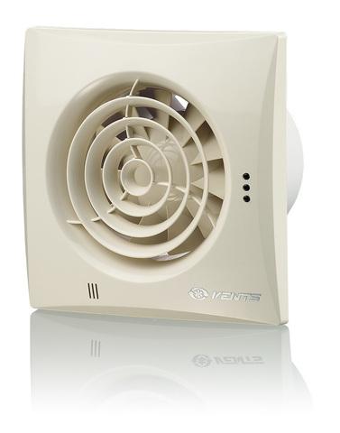 Накладной вентилятор VENTS 100 QUIET Vintage (Слоновая кость)