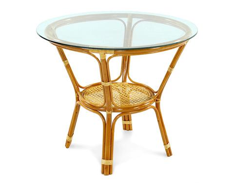 Стол обеденный из ротанга Ellena
