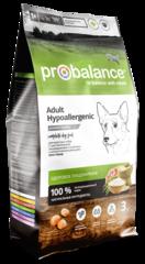 Корм ProBalance Hypoallergenic для собак гипоаллергенный