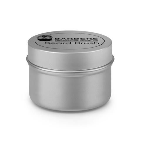 Щётка для бороды Barbers Round Beard Brush (6)