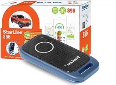 сигнализация StarLine S96 BT 2CAN+2LIN GSM