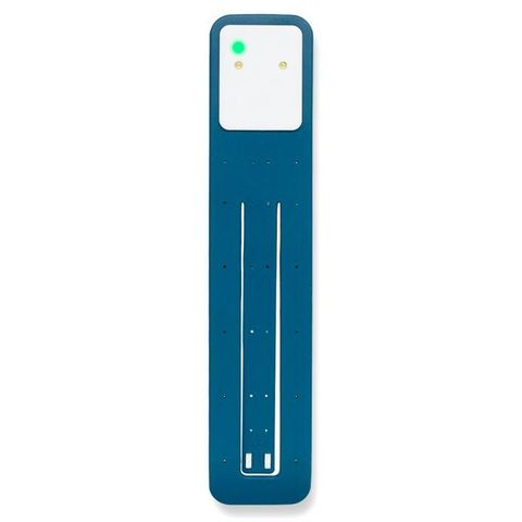 Фонарик-закладка Moleskine Booklight светодиодный синий