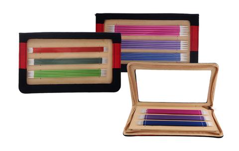 KnitPro Zing набор чулочных спиц 20 см