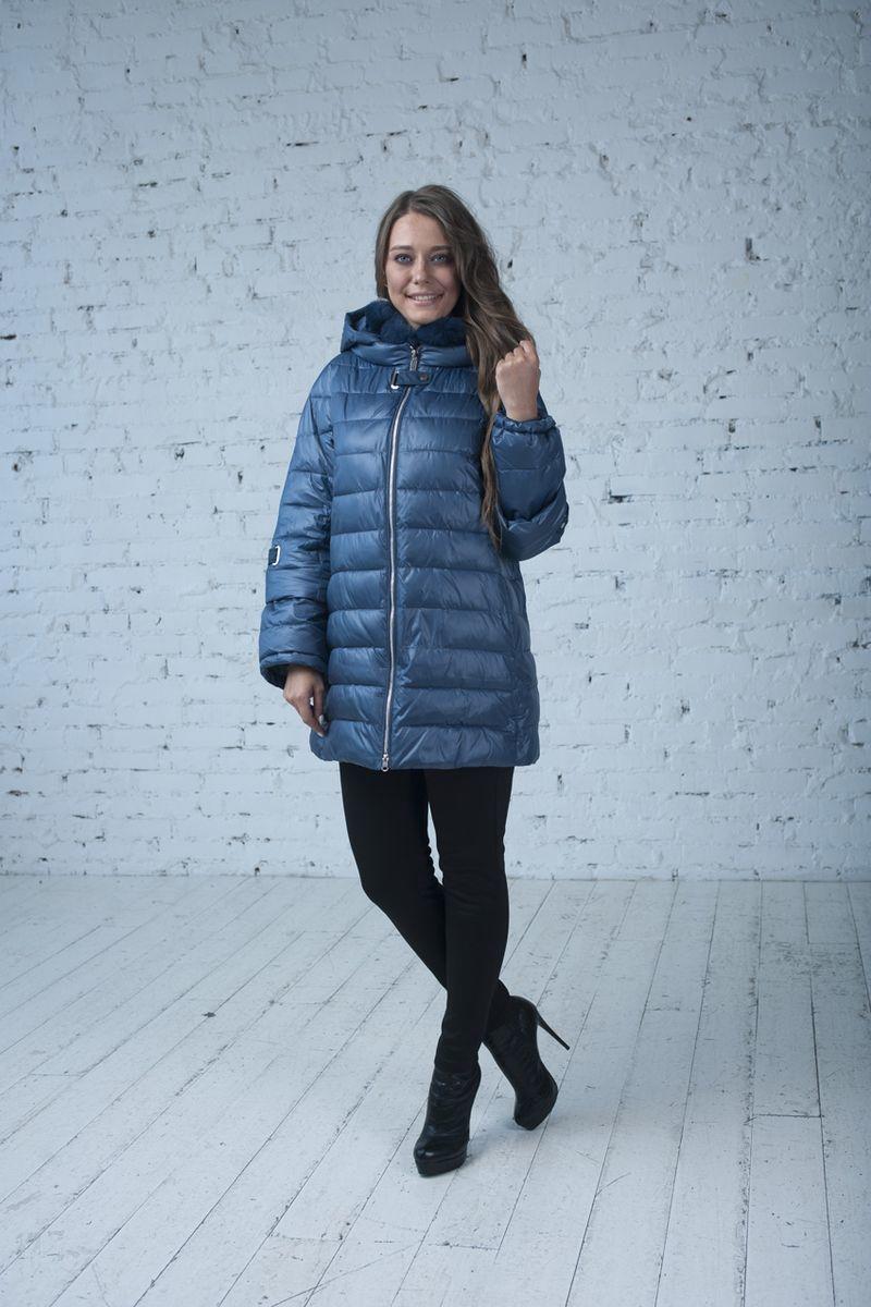 Куртка для беременных 07992 синий