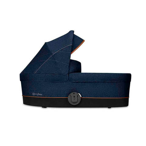 Спальный блок Cybex Carry Cot S Denim Collection Denim Blue