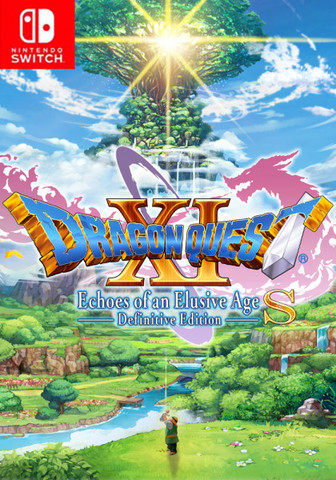 Dragon Quest XI S: Echoes of an Elusive Age – Definitive Edition (Nintendo Switch, английская версия)