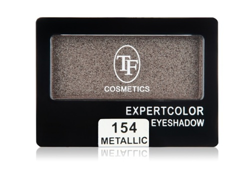 ТФ Тени с эф. металлик т.154 Eyeshadow Mono CTE-20 Iridescent Mochar