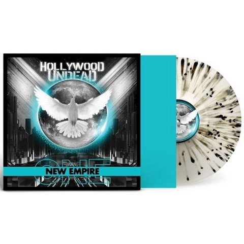 Hollywood Undead ‎/ New Empire, Vol. 1 (Clear Vinyl)(LP)
