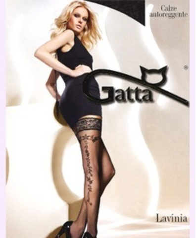 Чулки Gatta Lavinia 14