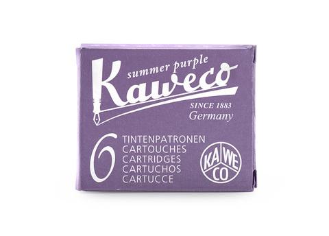 Набор картриджей фиолетовый 6 шт в картонной упаковке