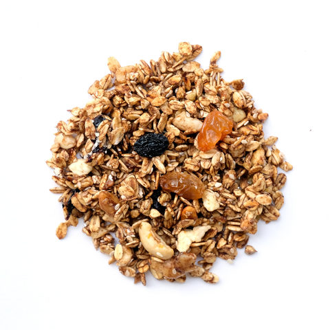 Гранола №6 «Кэроб / Апельсин» без сахара, вес