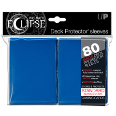 UP Sleeves Eclipse: Matte Blue