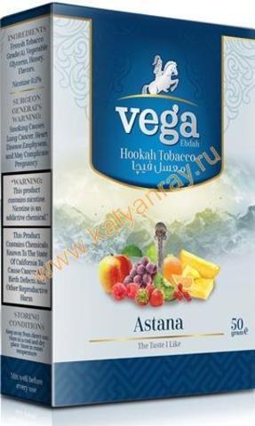 Табак Vega Астана в пачке 50 грамм