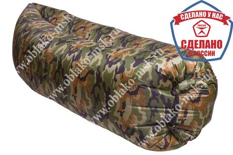 Надувной диван (Lamzac) Premium Камуфляж