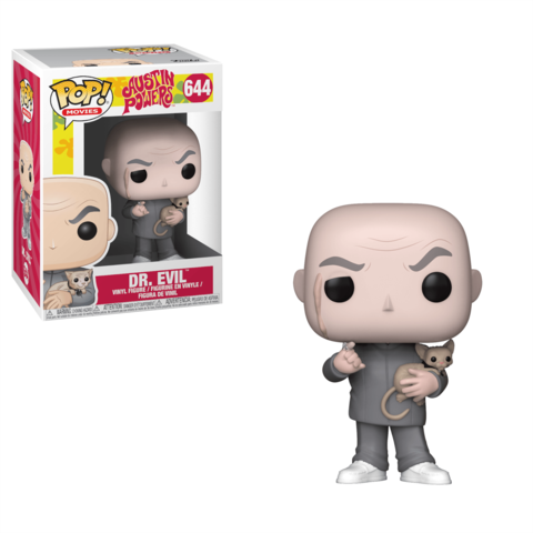 Фигурка Funko POP! Vinyl: Austin Powers: Dr. Evil 30772