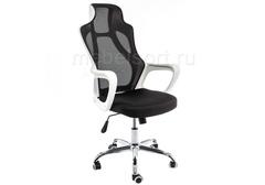 Компьютерное кресло Локал (Local) белое / черное