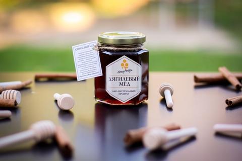 Мед натуральный дягилевый HoneyForYou, 250 грамм