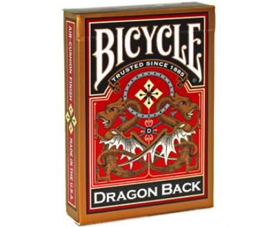 Карты Bicycle Gold Dragon