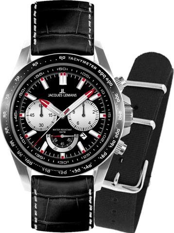 Купить Наручные часы Jacques Lemans 1-1756A по доступной цене