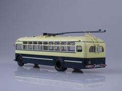 Trolleybus MTB-82D Tushino 1:43 Start Scale Models (SSM)