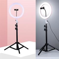 кольцевой свет для селфи лампа 26 см ring fill light control