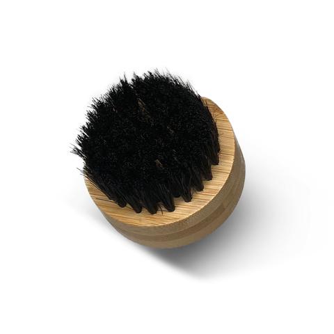 Щётка для бороды Barbers Round Beard Brush (4)