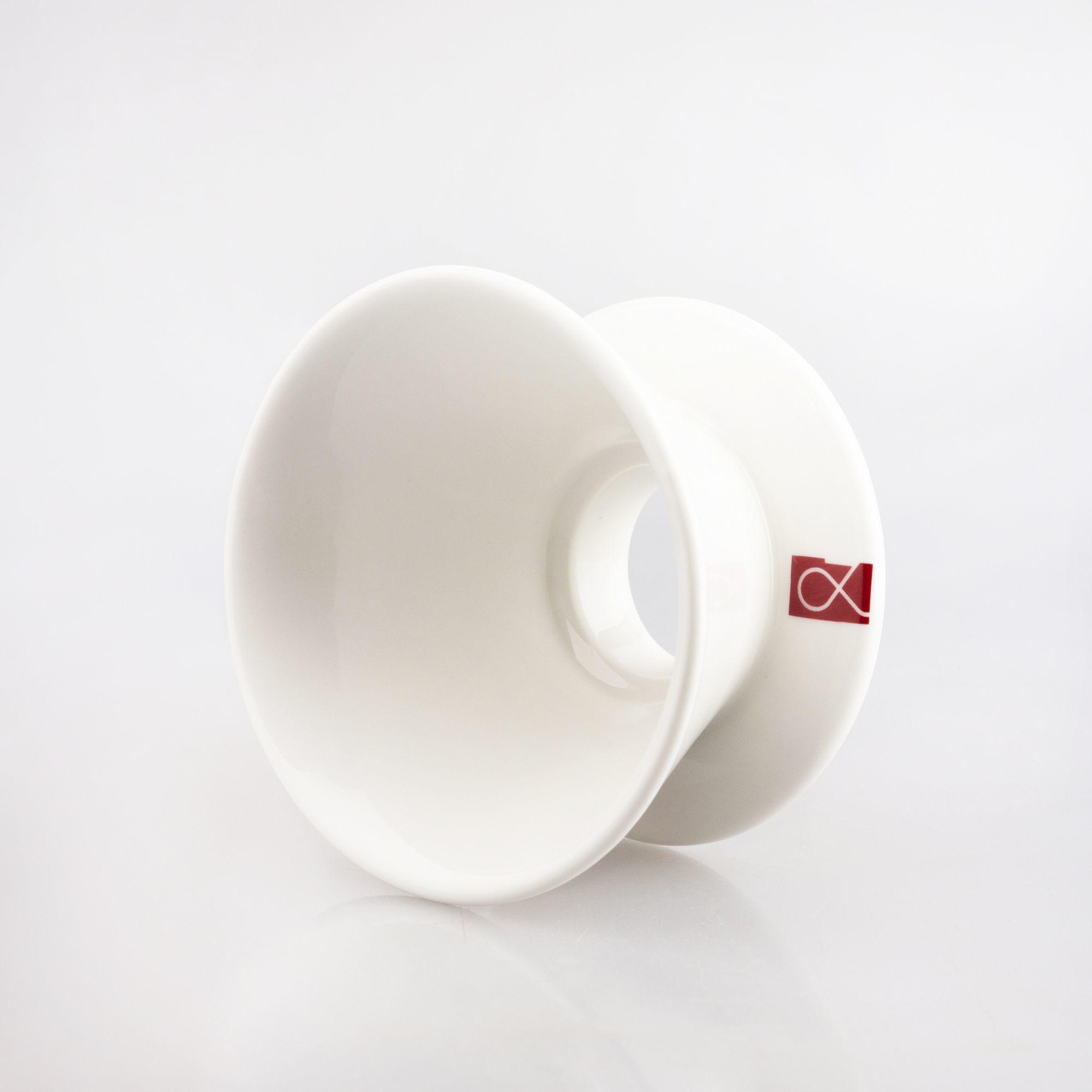 Дриппер DECEMBER Bottomless (керамика)