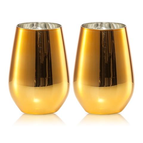 Набор стаканов для воды «Vina Shine»,  397 мл.